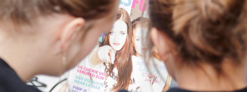 GirlsFuture maakt jong en oud enthousiast