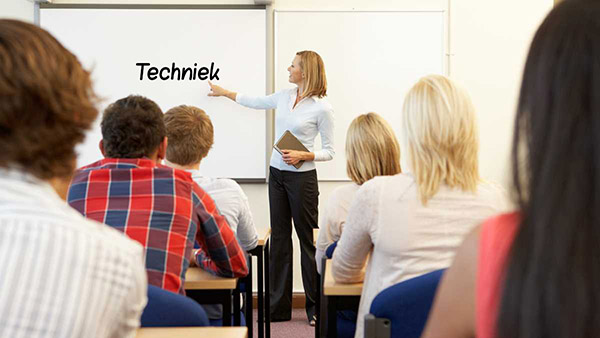 Cursus Techniek Ambassadeur