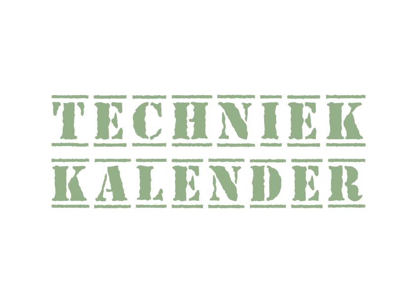 TechniekKalender