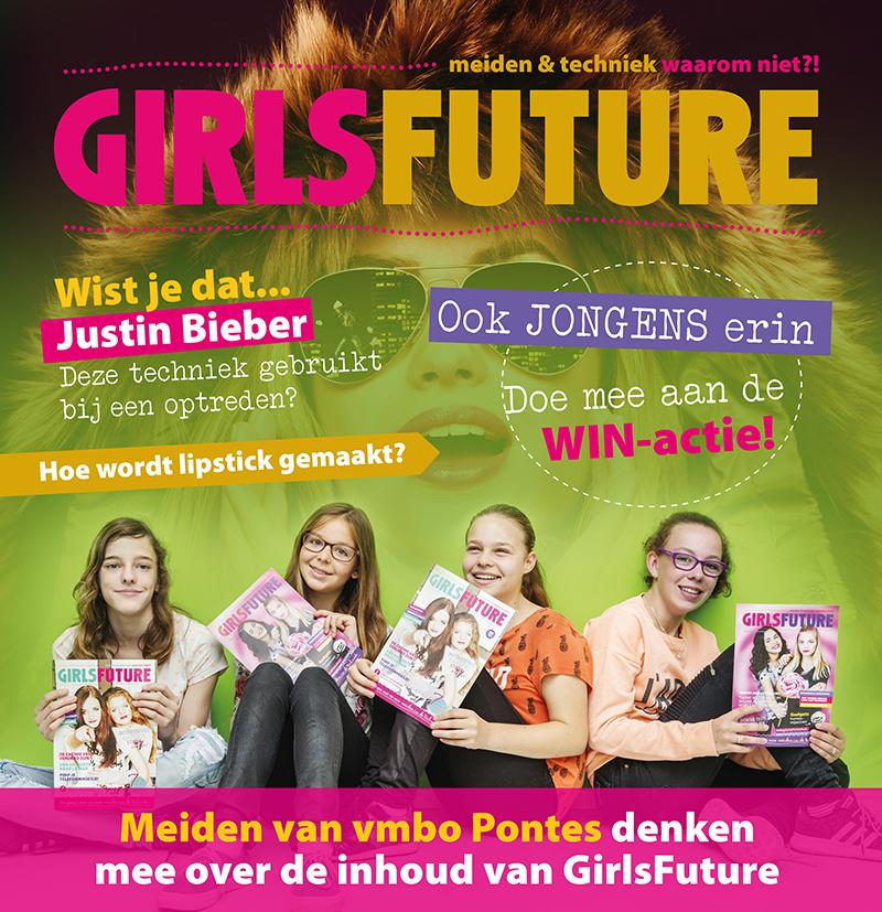 Pontes-meiden denken mee over nieuwe GirlsFuture