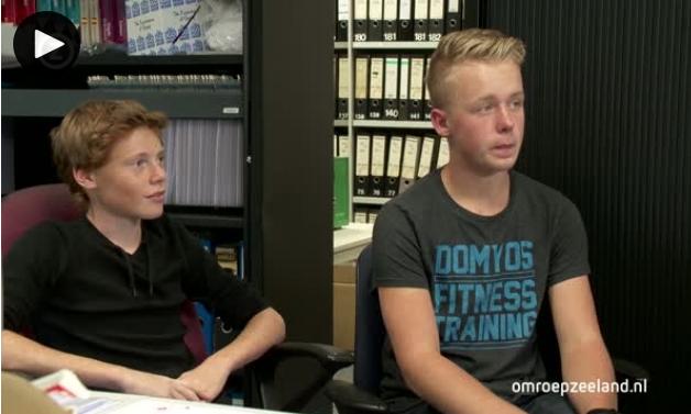 Zeeuwse Zaken: scholieren bezoeken Zeeuwse bedrijven